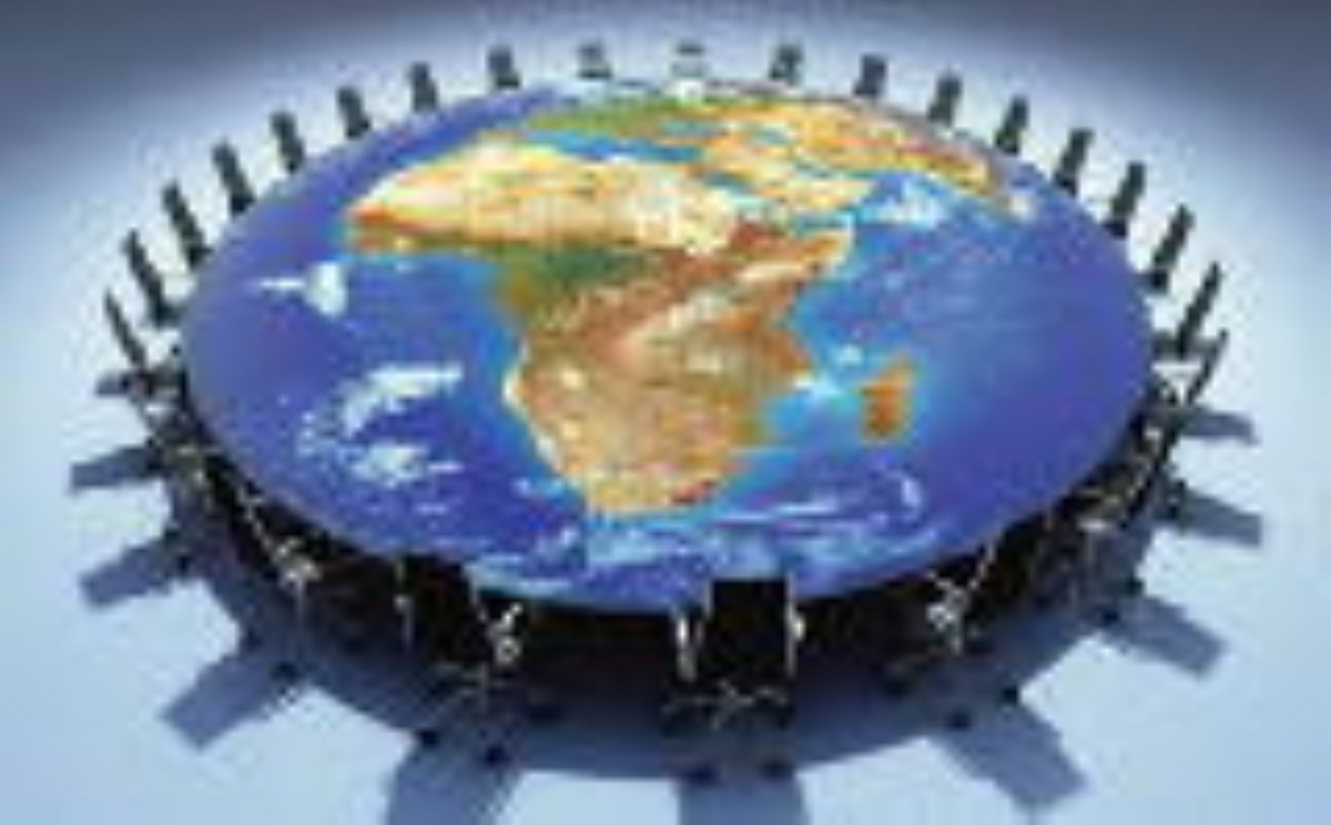 آفرینش نظام جهانی