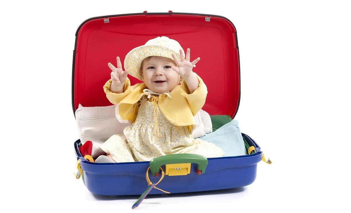 ذکر هفت نکته مفید به هنگام مسافرت با کودک