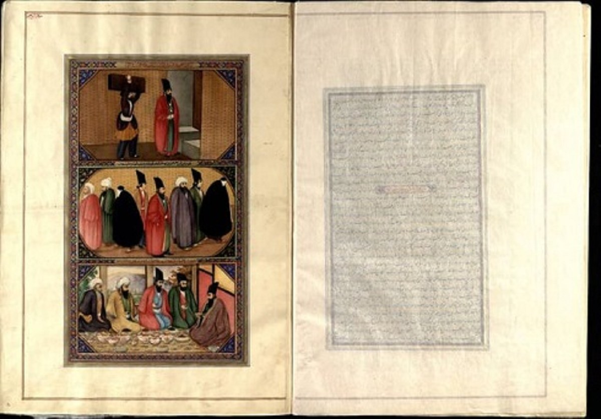 هزار و یک شب کتابی که ناصرالدین شاه قصه هایش را دوست داشت