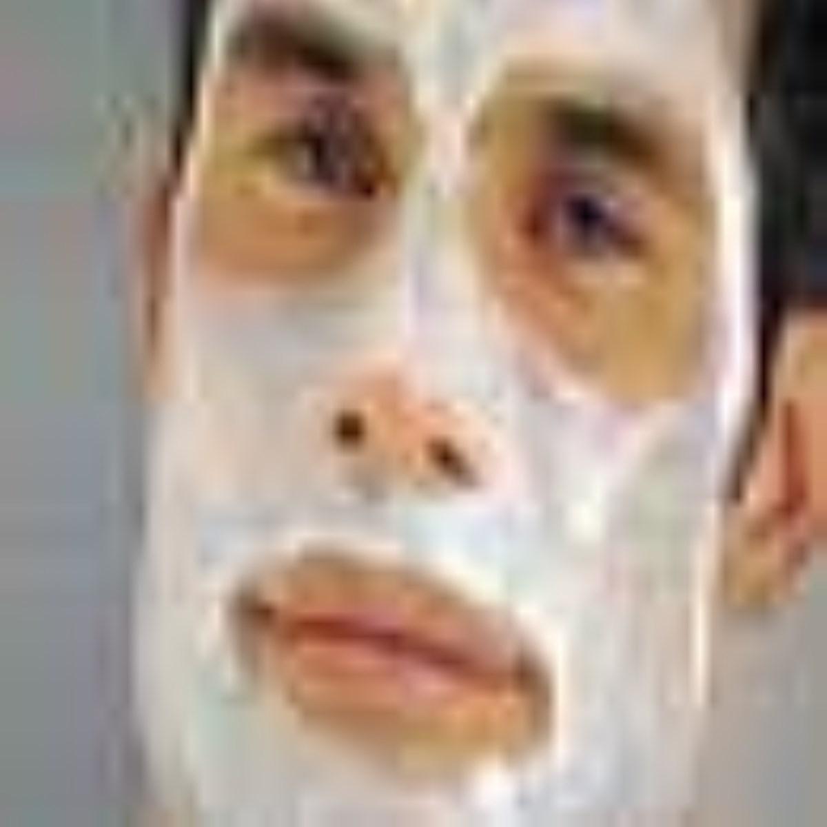 ماسک سفيدي و لطافت پوست شانه و بازو