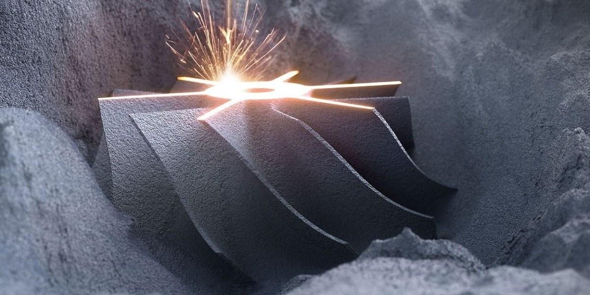 نحوه عملکرد چاپ سه بعدی مبتنی بر پودر