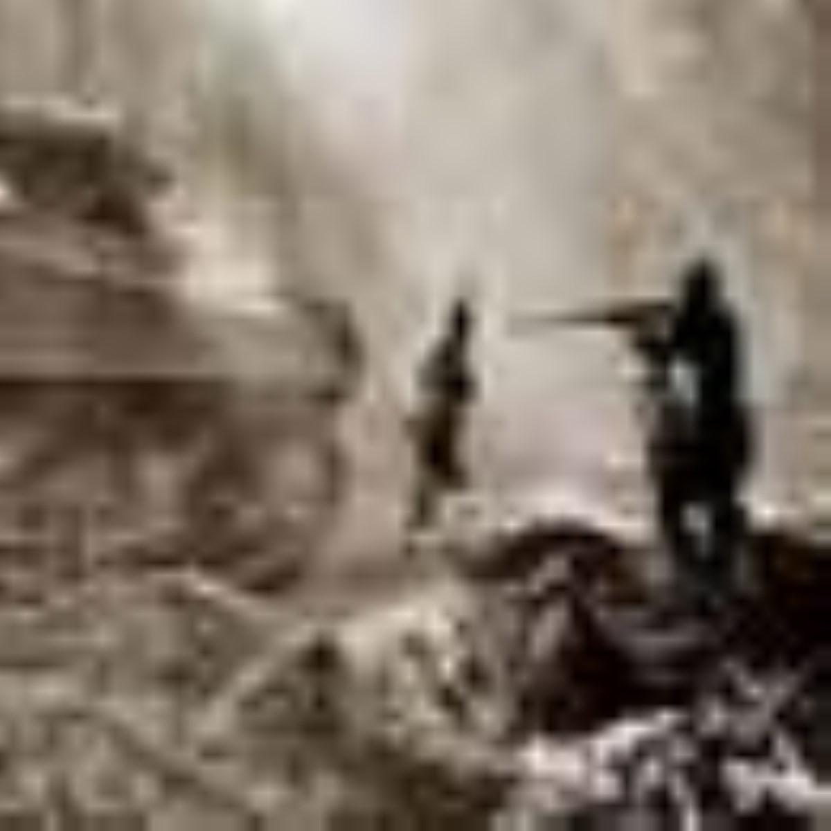 حوادث جنگ بین الملل اول – قسمت دوم