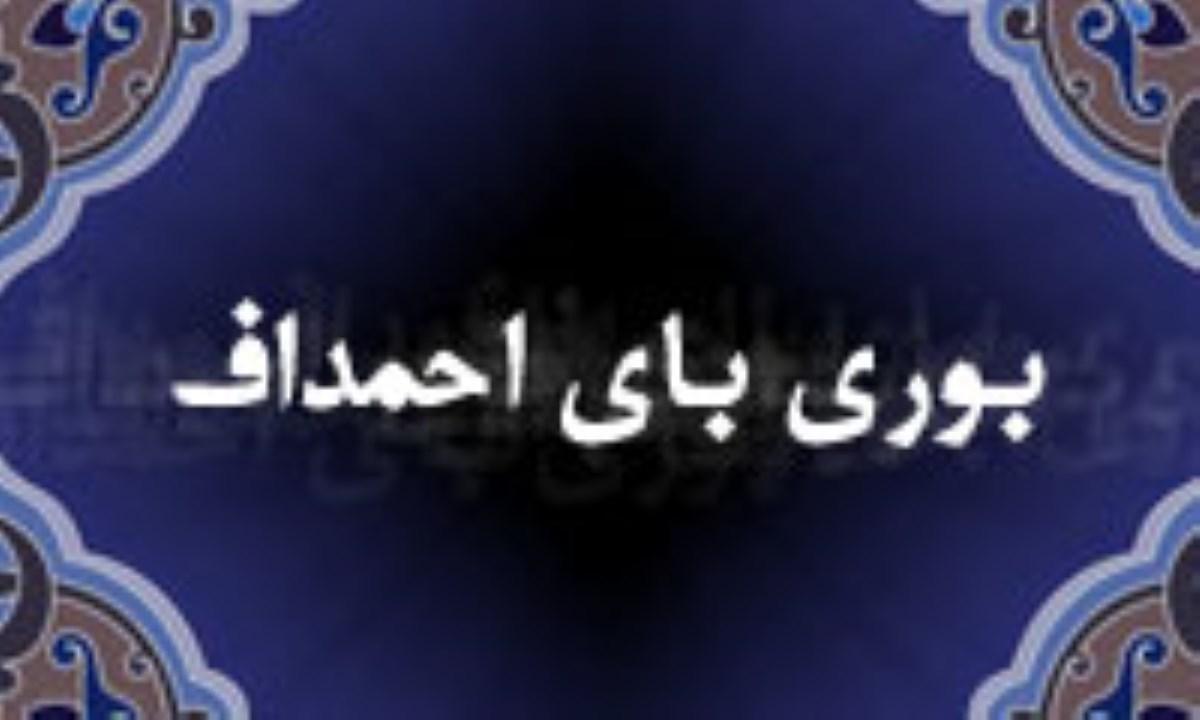 بوري باي احمداف