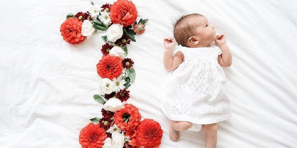 نکاتی در خصوص یک ماهگی نوزاد