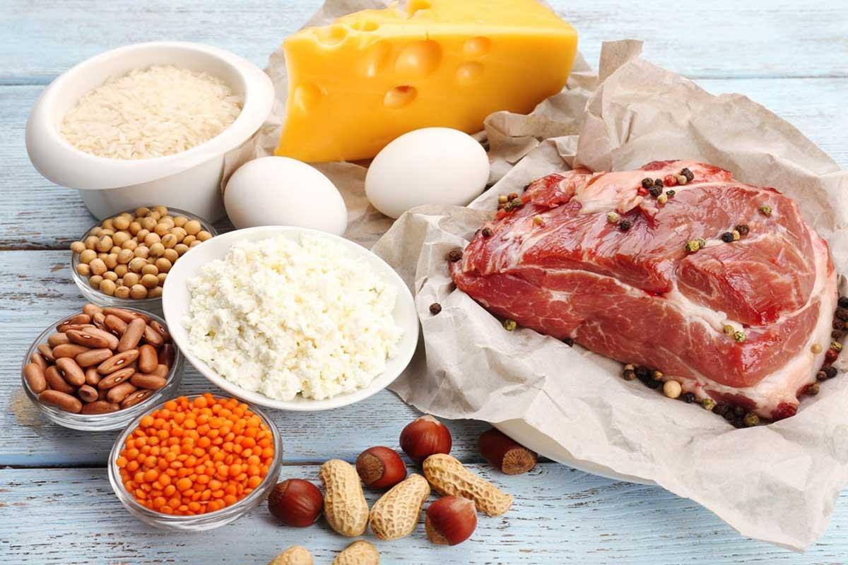 اثرات مصرف بیش از حد پروتئین در رژیم غذایی