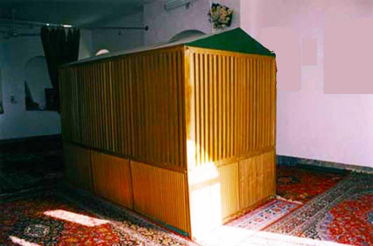 امامزاده جعفر - بین بنجو و سالم آباد