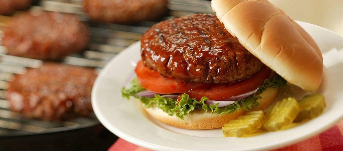 دستور پخت سه نوع همبرگر رژیمی