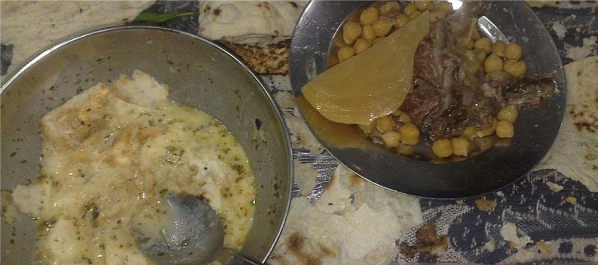 دستور تهیه سه نوع غذای سنتی استان مرکزی