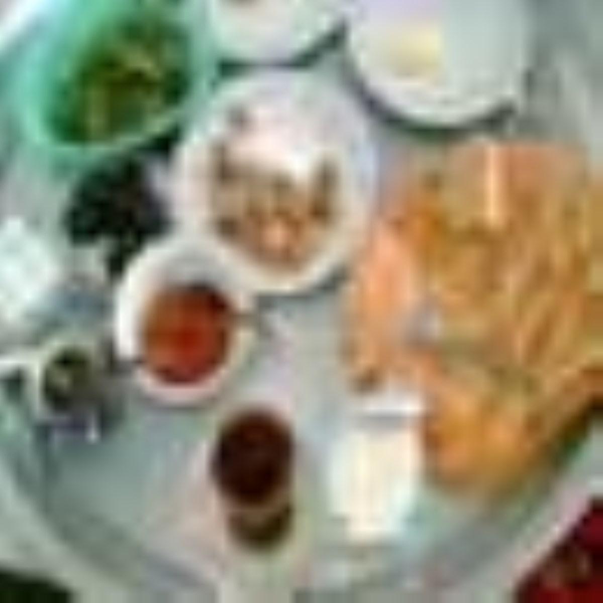 صبحانه رمز شادابي