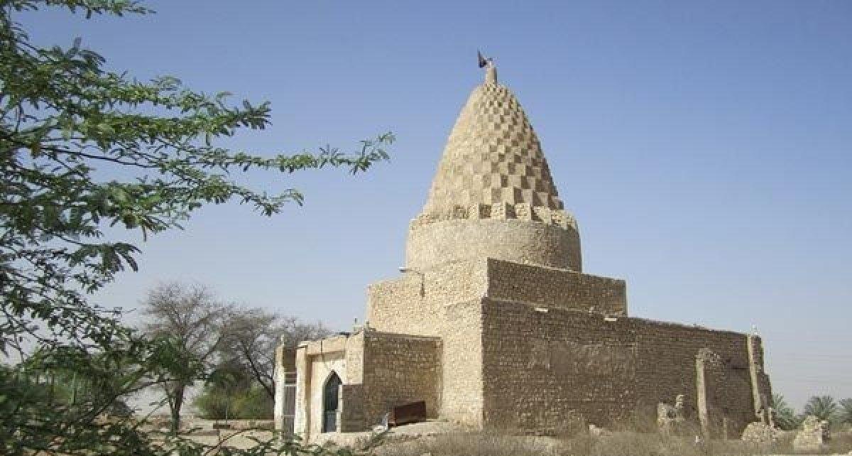 امامزاده منصور - زیارت
