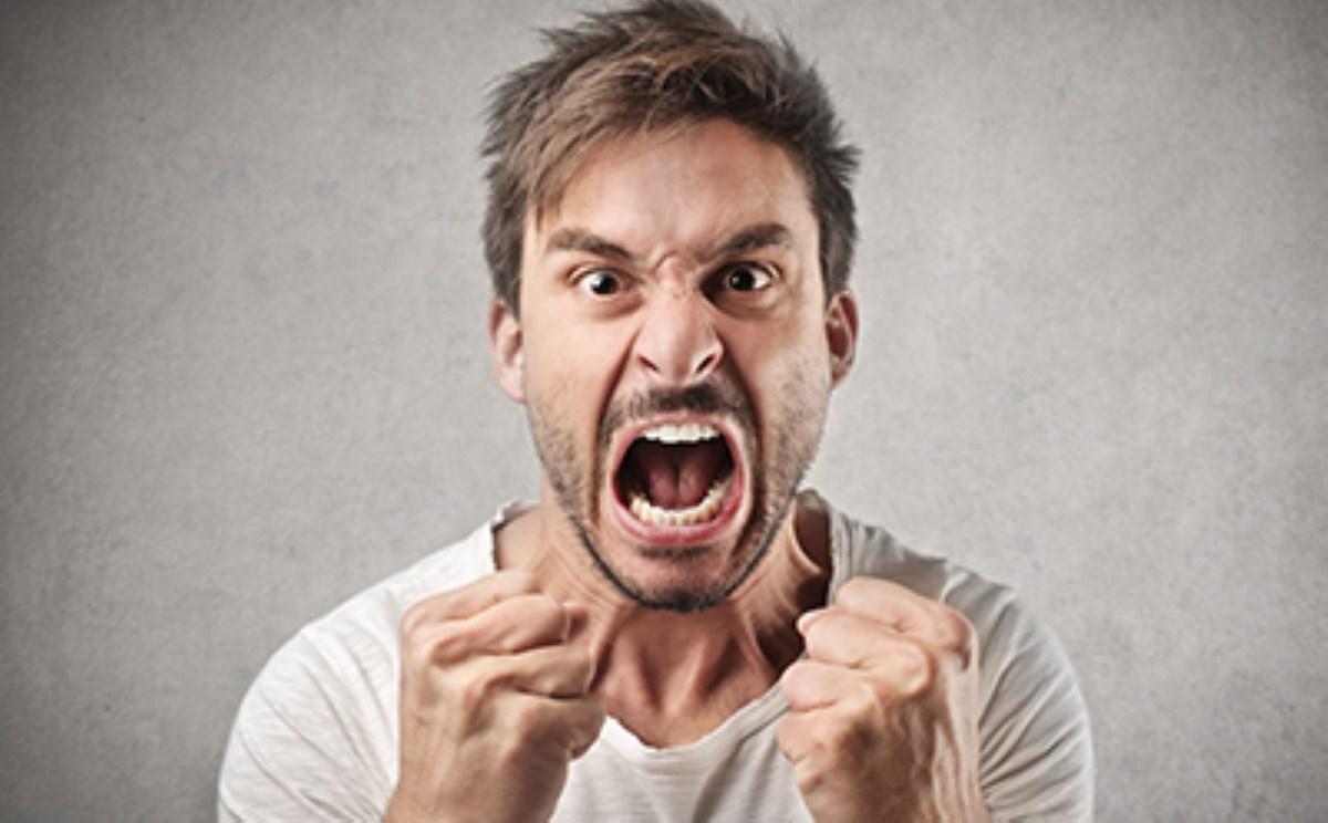 خشم: احساس ناراحتی