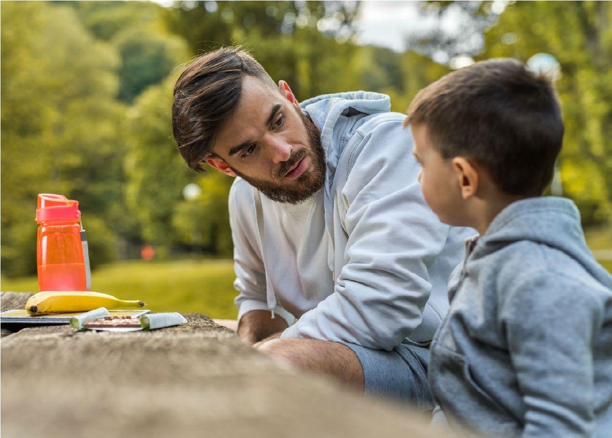 15 نکته روانشناسی در ارتباط پدر با فرزندان 7 تا 12 سال