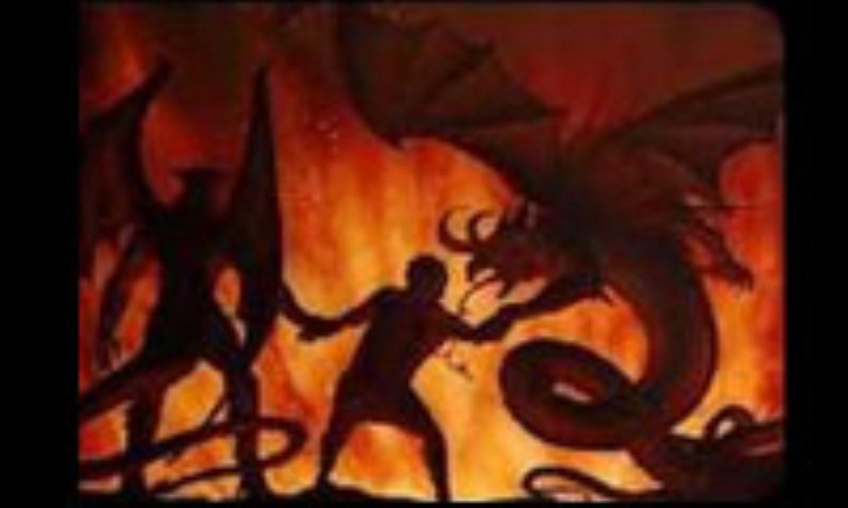 راهی برای دیدن جهنم با چشم