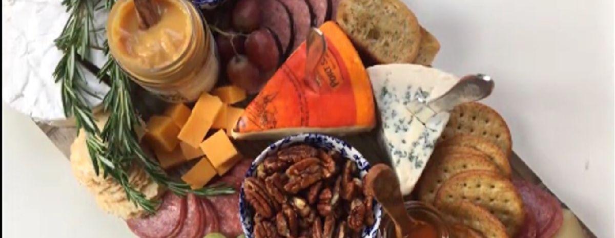 طرز تهیه چند مدل پیش غذای پنیری