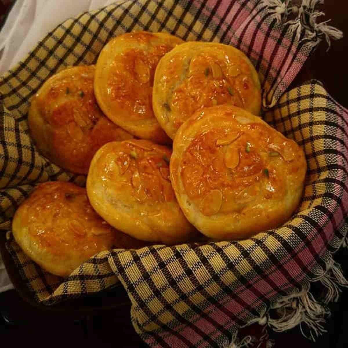 دستور پخت کلوچه سیب