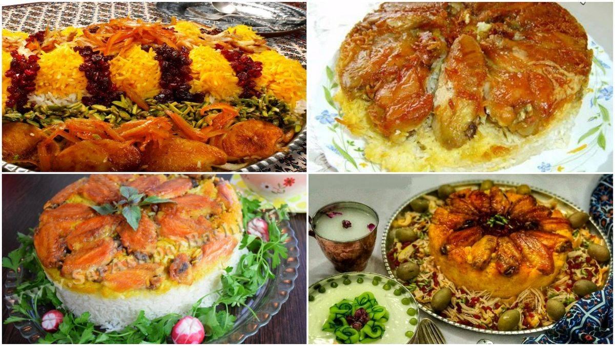 دستور تهیه چهار نوع غذا با مرغ