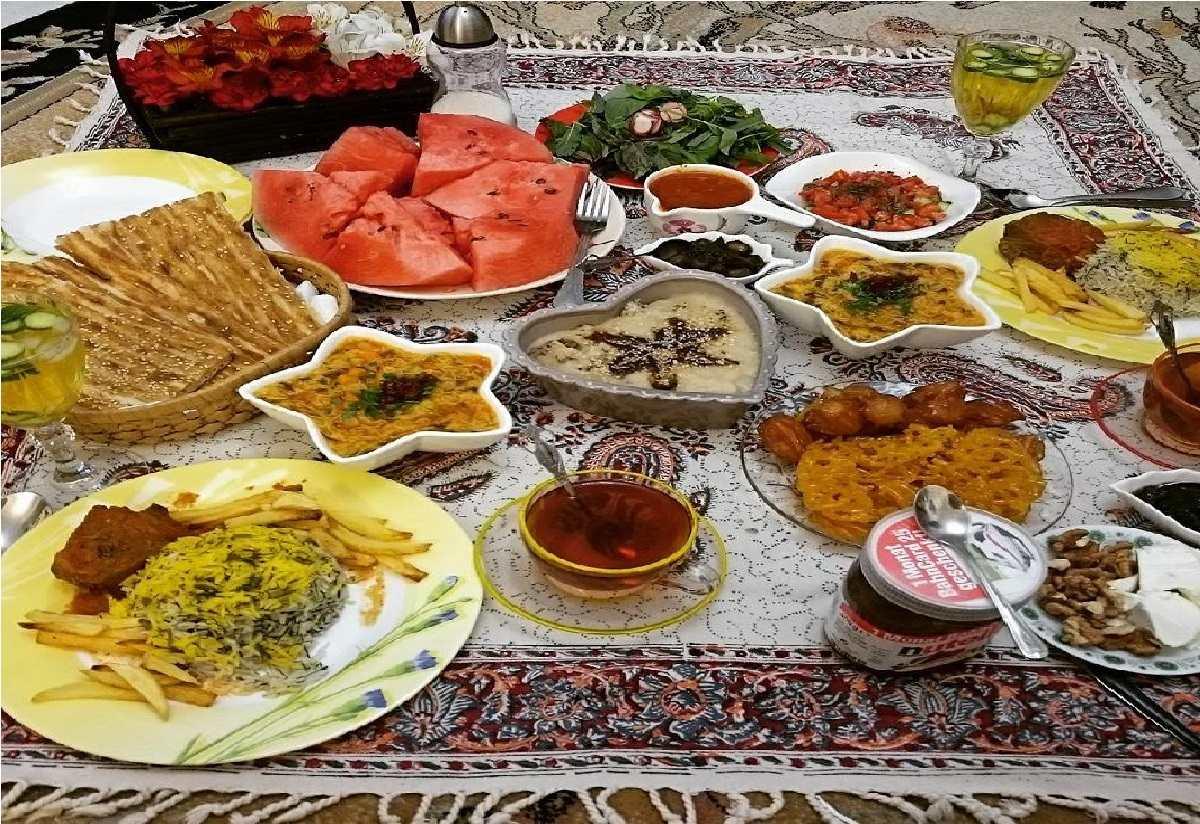 باید ها و نبایدهای تغذیه در سحری و افطاری