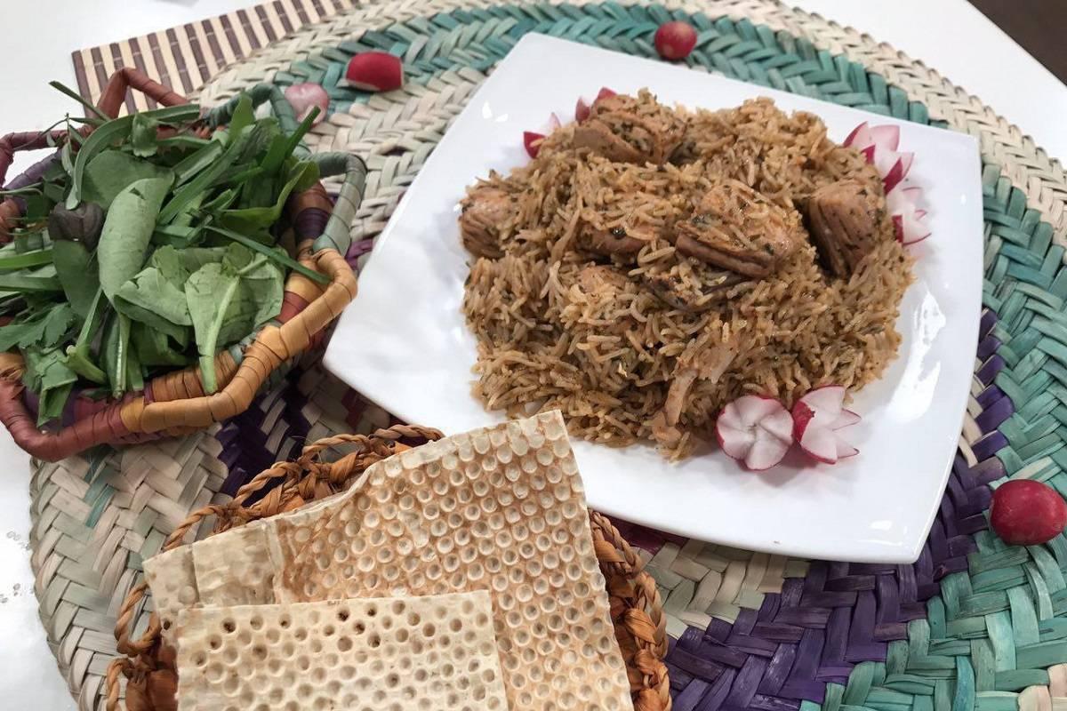 دستور تهیه سه نوع از غذا های سنتی استان هرمزگان