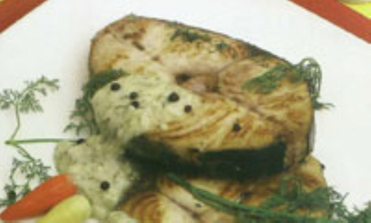 استيک ماهي