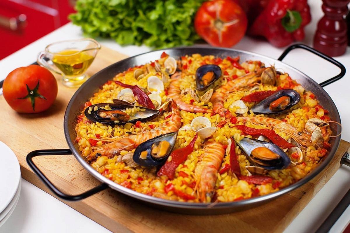 دستور تهیه سه نوع غذای سنتی کشور اسپانیا