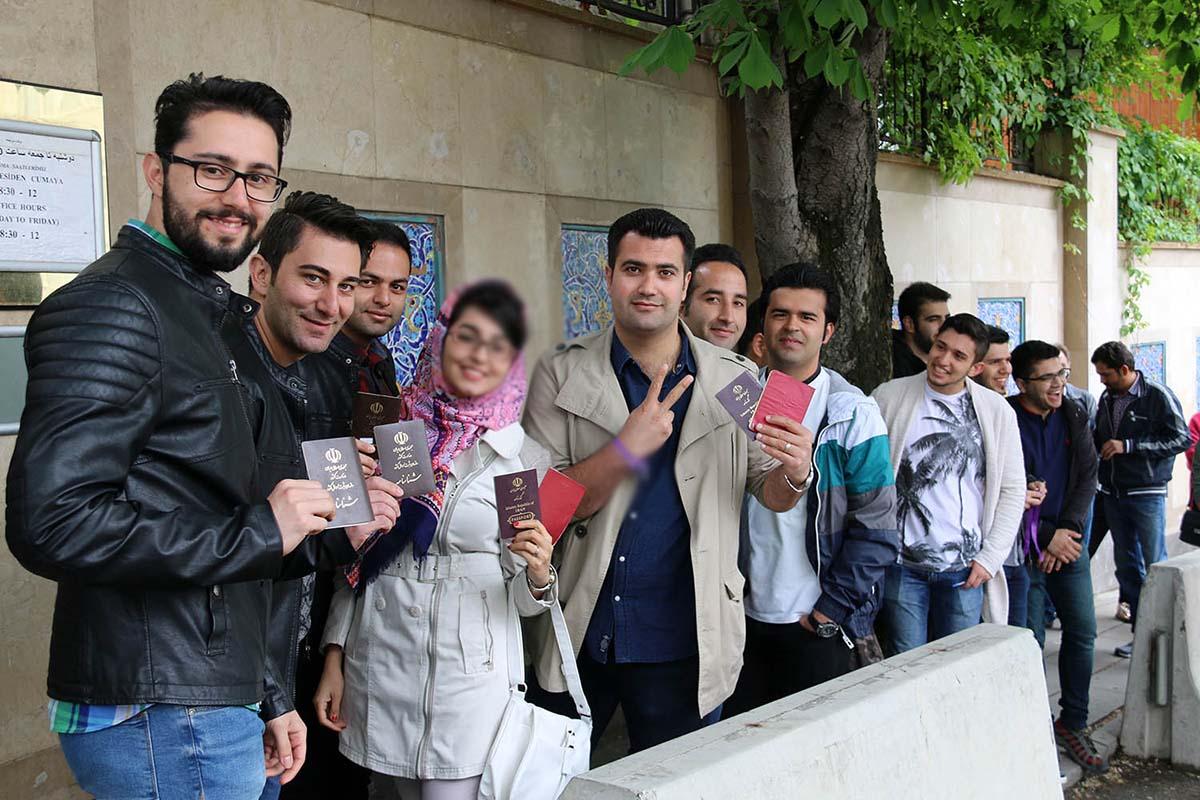 انتخابات نماد حرکت اسلامی در کشور