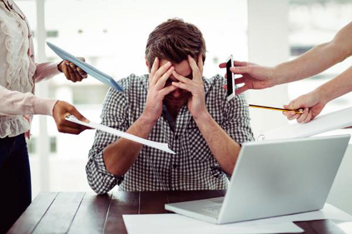 چگونه استرس روزانه را کنترل کنیم؟