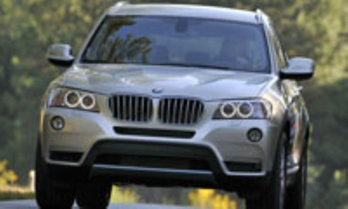 معرفی خودرو: بی ام و X3-35i