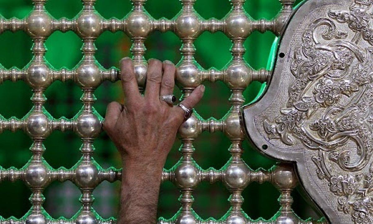 امامزاده شهیدان - تل چاه حسین جمال