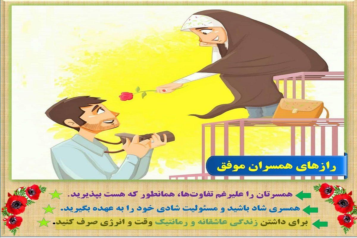 فرمول قرآنی تسخیر قلب همسر (بخش اول)