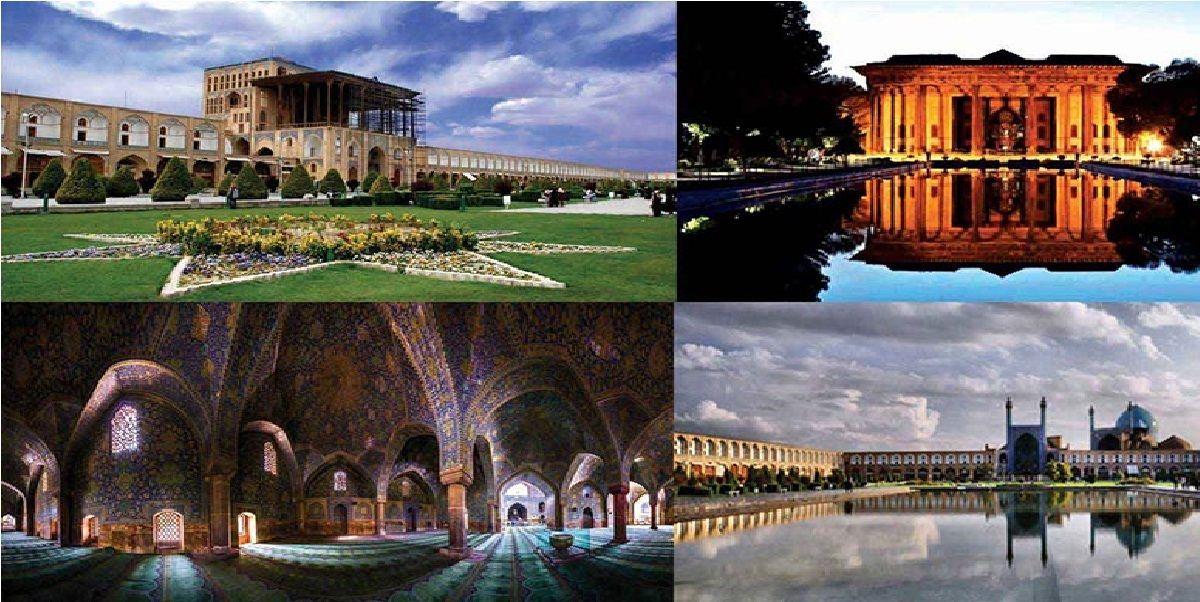 آشنایی با سه شهر توریستی ایران