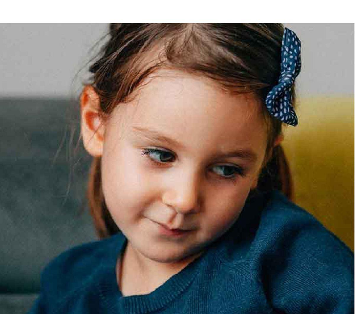 علت کمرویی و خجالت در کودکان