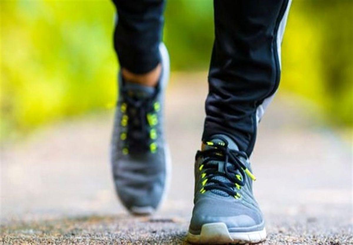 آشنایی با فواید پیاده روی بر مغز و بدن