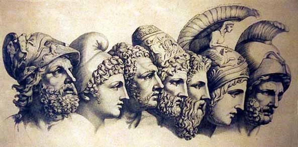 هنرمند در نگاه یونانیان
