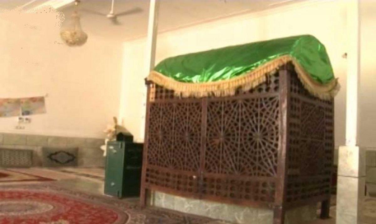 بقعه شاهزاده محمد - دو راهک
