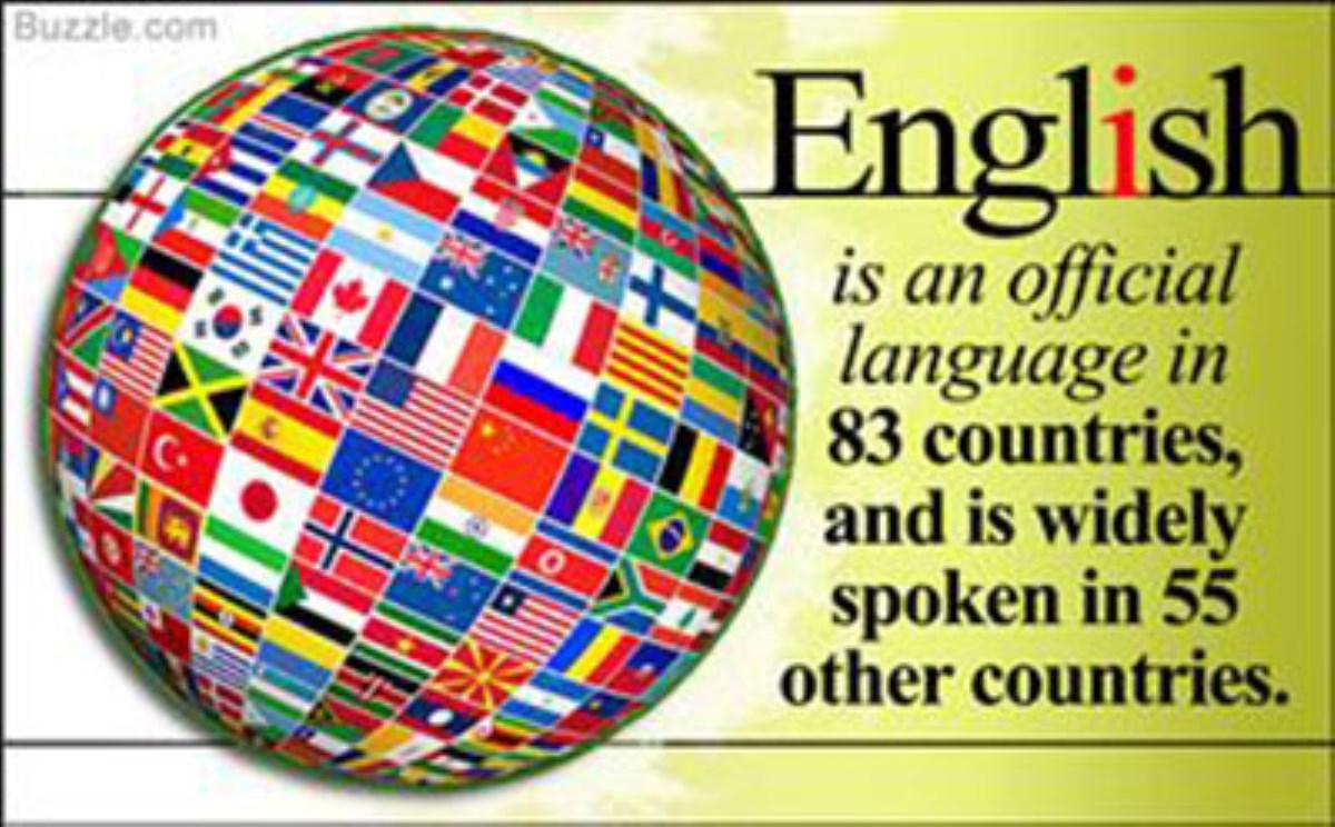 فهرست کاملی از کشورهای انگلیسی زبان در جهان