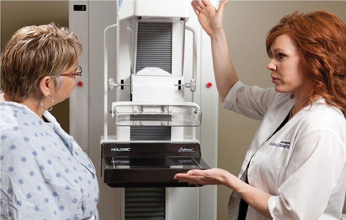 ماموگرافی و فواید انجام آن
