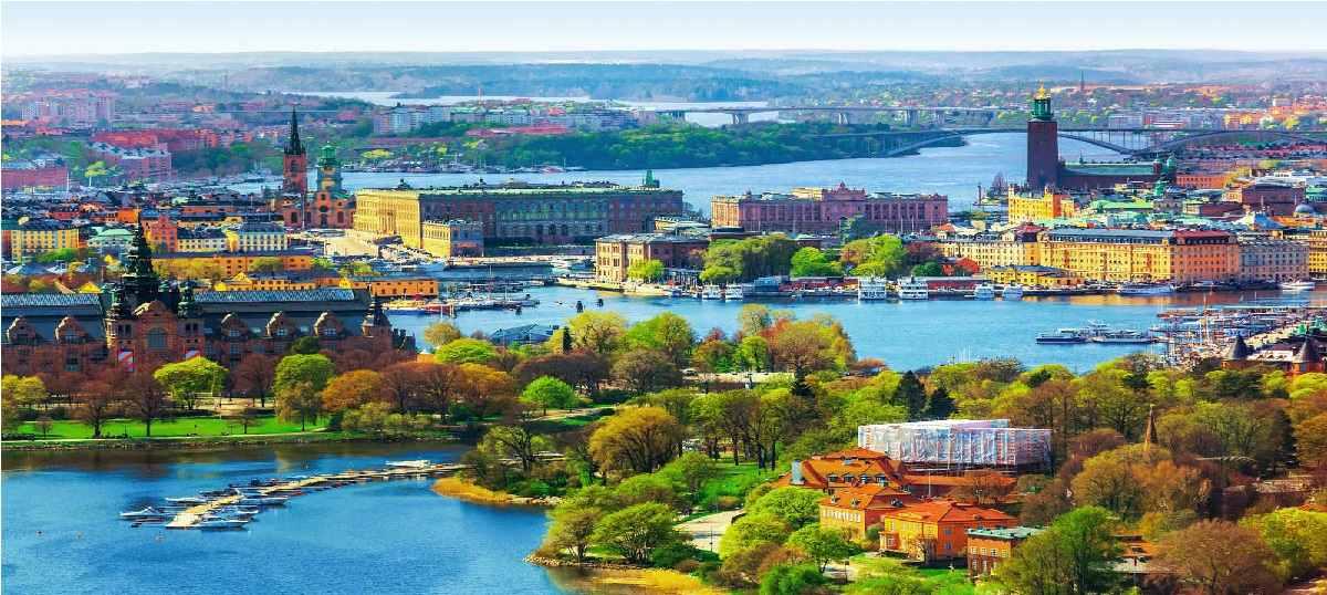 با جاذبه های گردشگری کشور سوئد آشنا شوید