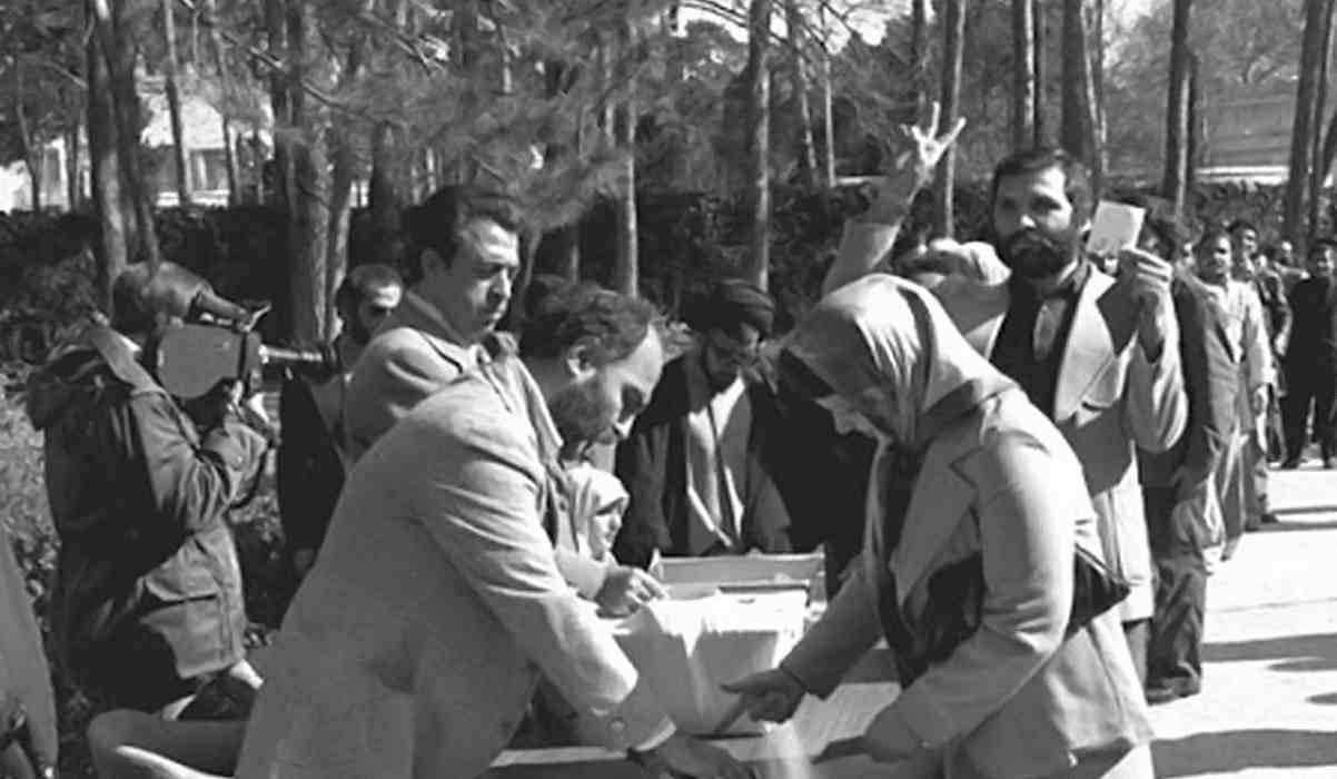 واکاوی اولین دوره انتخابات ریاست جمهوری ایران