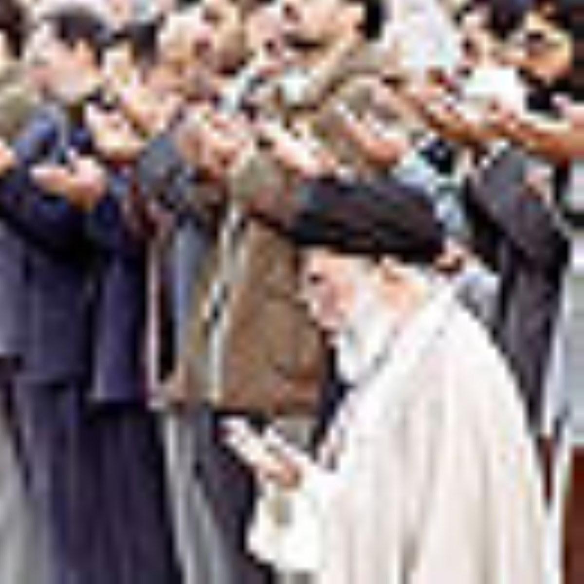 نماز وسيله محو گناهان