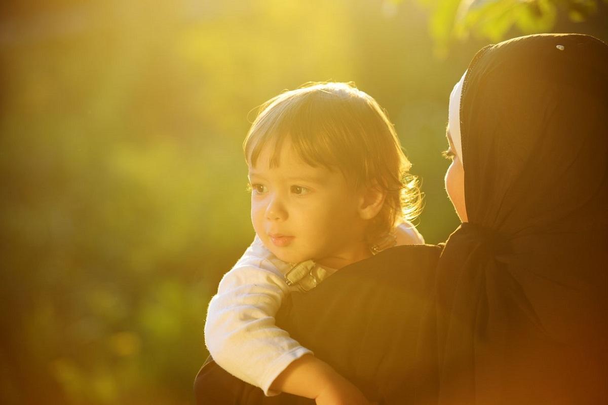 فرصت فراگیری زبان و تعامل مادر - کودک