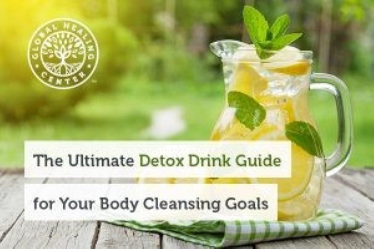 راهنمای نهایی برای نوشیدنی های پاک کننده برای تمیز کردن بدن (قسمت دوم)
