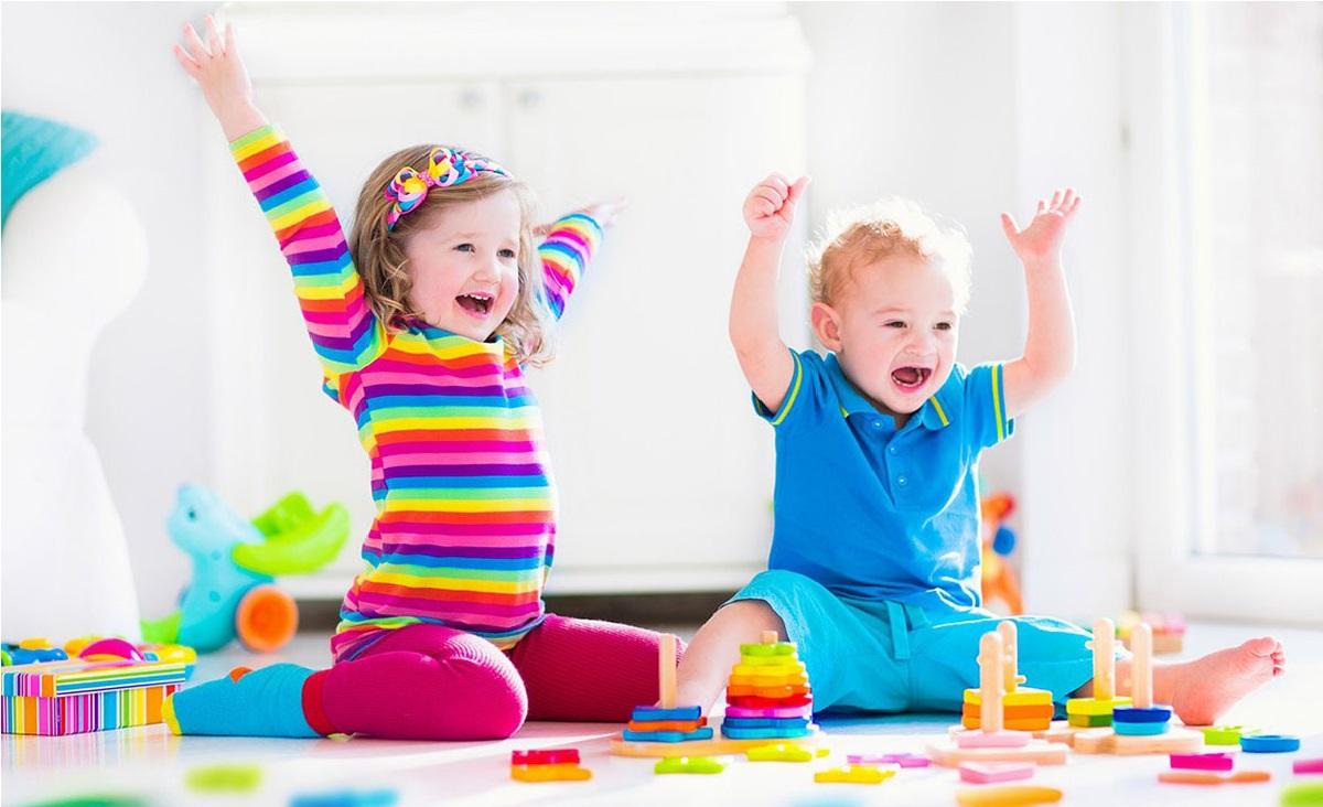 تاثیرات بازی کردن بر رشد و هوش کودکان