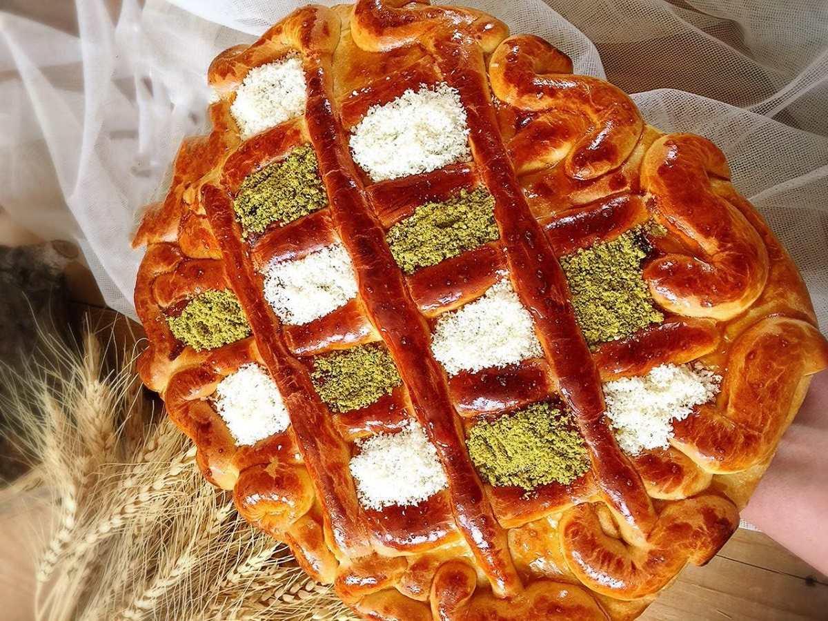 دستور تهیه چند مدل نان مخصوص رمضان