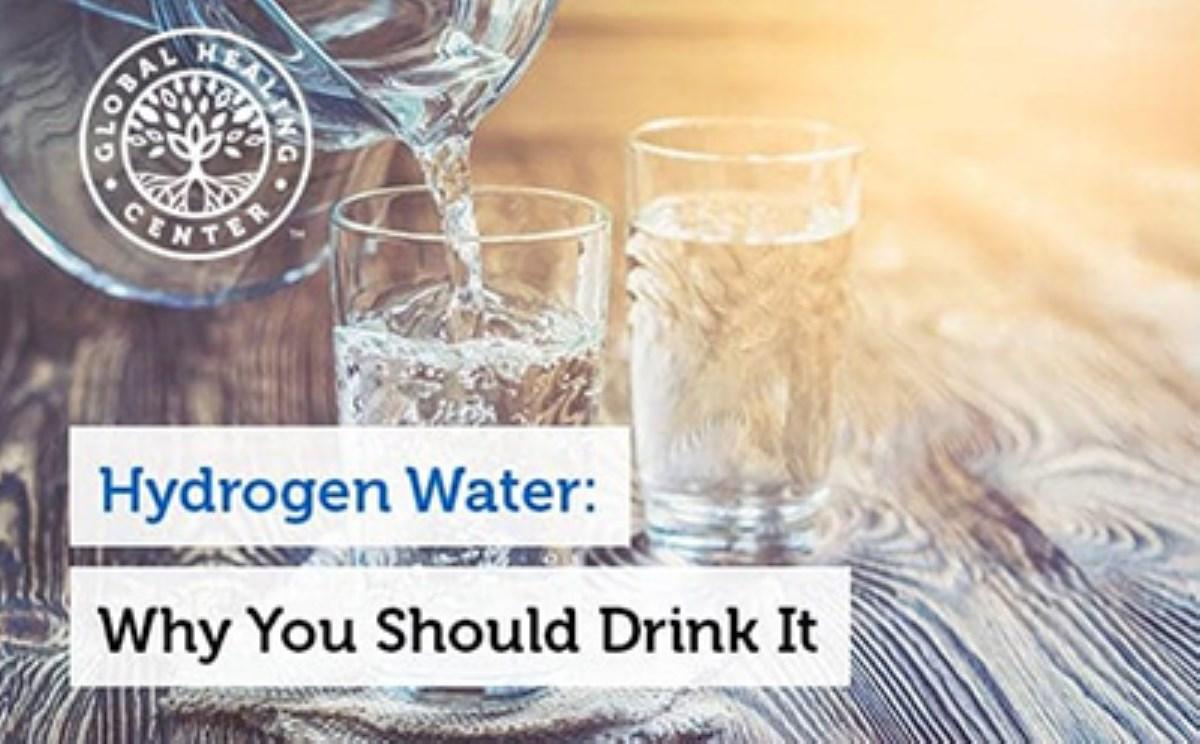آب هیدروژنه: چرا باید این را بخورید