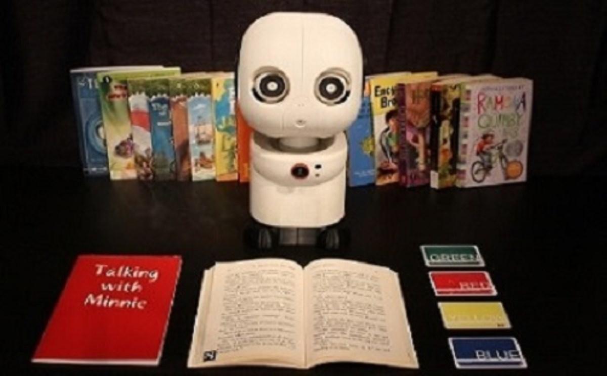 کمک رباتها به حل مشکل عدم مطالعه کافی در کودکان 