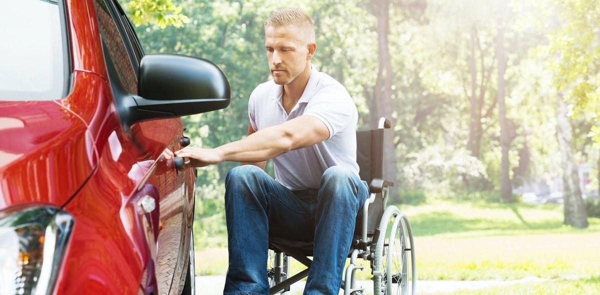 خودروهای خودگردان و معلولان