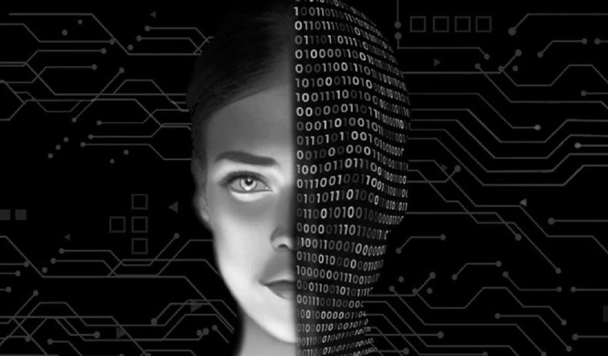 روباتهای انسان نمای زن