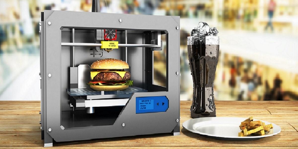 آیا امکان چاپ سه بعدی غذا وجود دارد؟