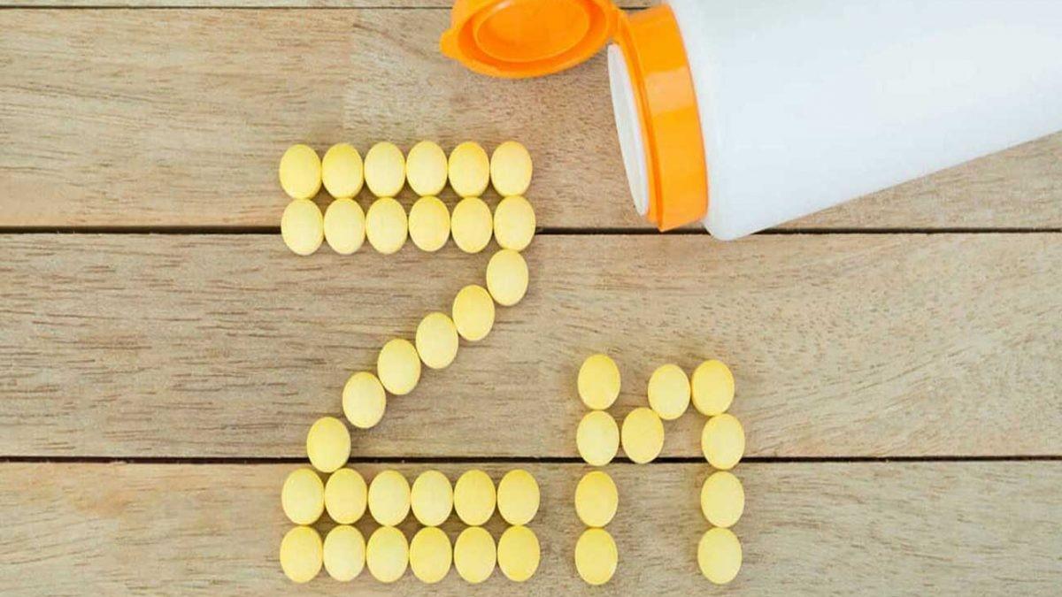 موارد مصرف و عوارض جانبی زینک