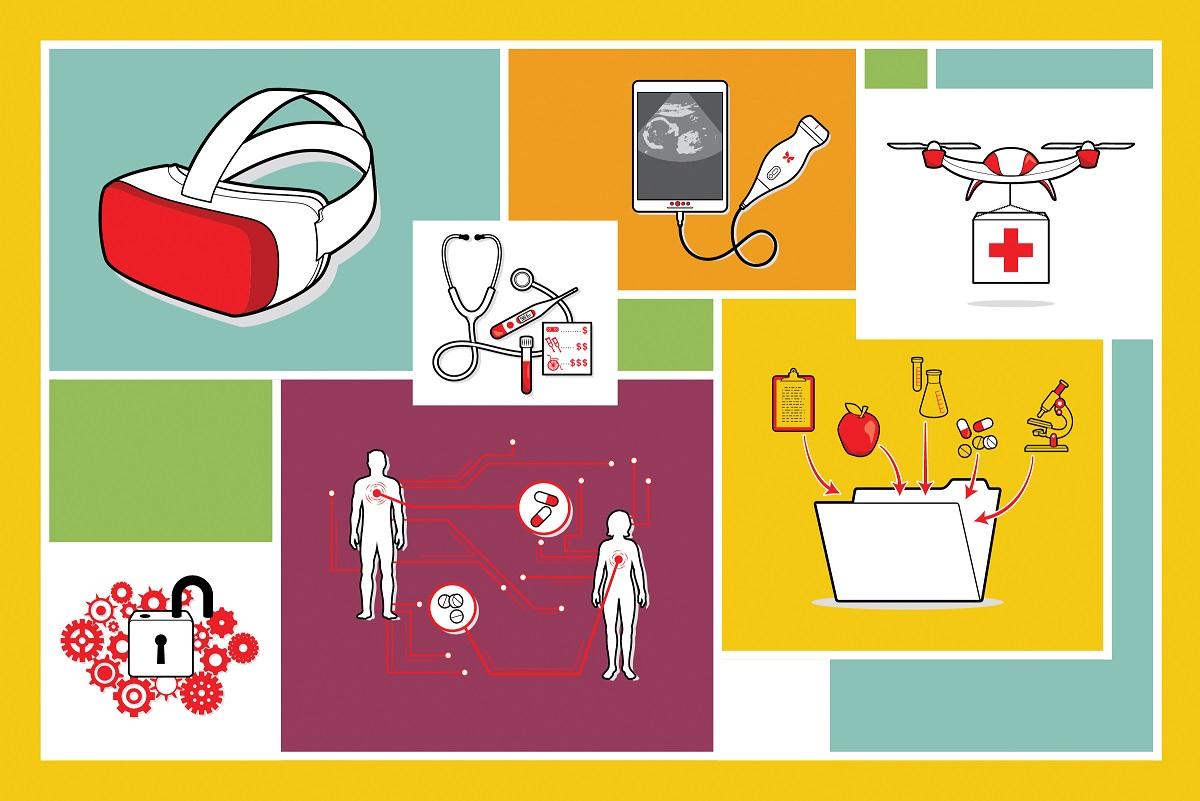 بزرگترین پیشرفتهای فناوری در زمینه بهداشت و درمان در دهه گذشته